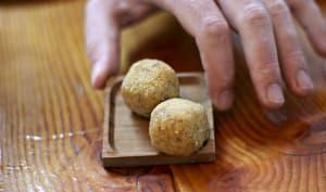 Cromesquis au foie gras
