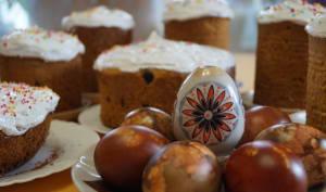 Cake de Pâques
