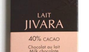 Tablette de chocolat au lait Jivara 40%