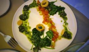Escargot Provençal avec sa persillade