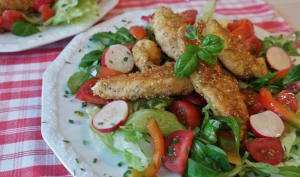 Salade de blanc de poulet