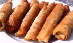 Böreks cigares turcs