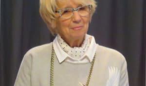 Mercotte en 2017 au Salon du Chocolat