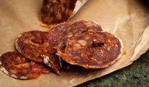 Chorizo coupé