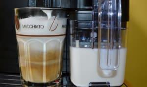 Machine à latte macchiato