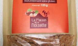 Sachet de farine complète de noisette