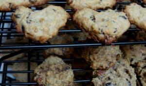 Cookies au bacon