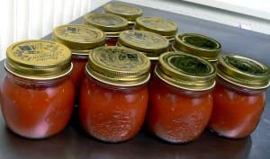 Sauce tomate home made