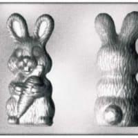 Moule lapin Pâques