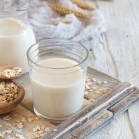 lait d'avoine