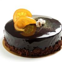 glaçage chocolat