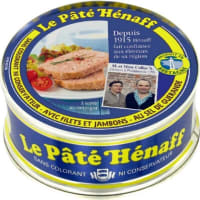 pâté Hénaff
