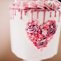 desserts de saint-valentin
