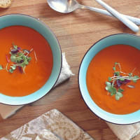 soupe froide