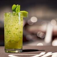 cocktails au rhum blanc