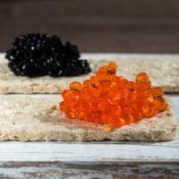 caviar végétal