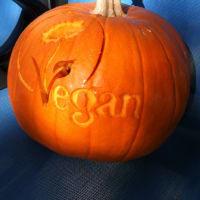halloween vegan