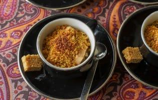 Crumbles d'endives au foie gras - Etape 9