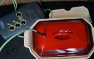 Terrine de foie gras à l'anguille fumée - Etape 8