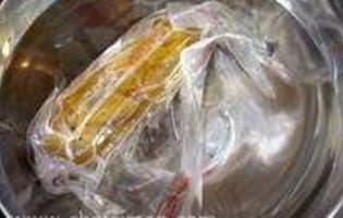 Ballotine de foie gras - Etape 11
