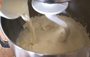Pains au lait - Etape 2