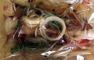 Rôti de boeuf mariné - Etape 4