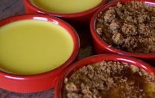 Crème brûlée - Etape 9