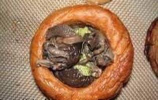Feuilletés d'escargots - Etape 7