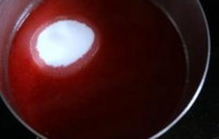 Gelée d'oranges sanguines - Etape 3