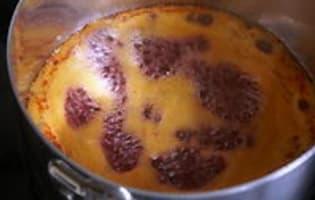 Gelée d'oranges sanguines - Etape 4