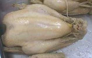 Poule au pot - Etape 8
