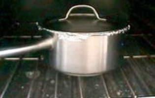 Beurre d'écrevisse ou beurre Nantua - Etape 3