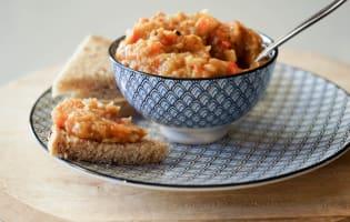 Caviar d'aubergine - Etape 10