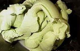 Glace pistache - Etape 7