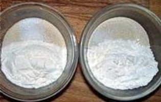 Réaction de la levure en présence de sel ou de sucre - Etape 3