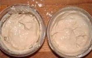 Réaction de la levure en présence de sel ou de sucre - Etape 5