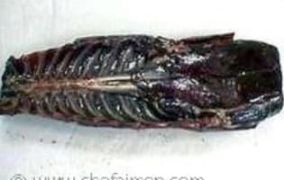 Râble de lièvre  - Etape 3