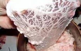 Terrine de lapin - Etape 8