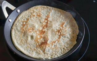 La pâte à crêpes - Etape 12
