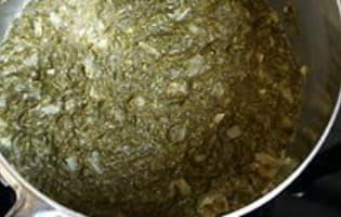Sauce à l'oseille - Etape 6