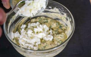 Sauce gribiche - Etape 6
