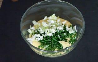 Sauce tartare - Etape 4