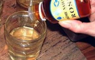 Sirops parfumés  - Etape 8