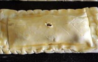 Feuilletés de ris de veau - Etape 11