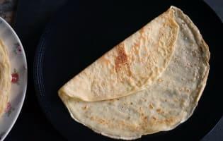 Ficelle picarde aux poireaux - Etape 3
