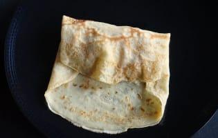 Ficelle picarde aux poireaux - Etape 7