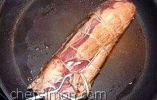 Filet de boeuf en brioche - Etape 3