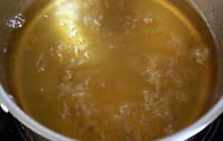 Gelée de poires - Etape 5