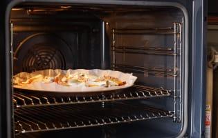 Pâte à pizza sans pétrissage à fermentation lente - Etape 8