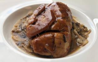 Ris de veau braisés - Etape 7